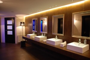 Are your restrooms utilizing the more efficient green tools to minimize cleaning costs